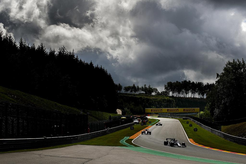 Belgijos GP: orų prognozė