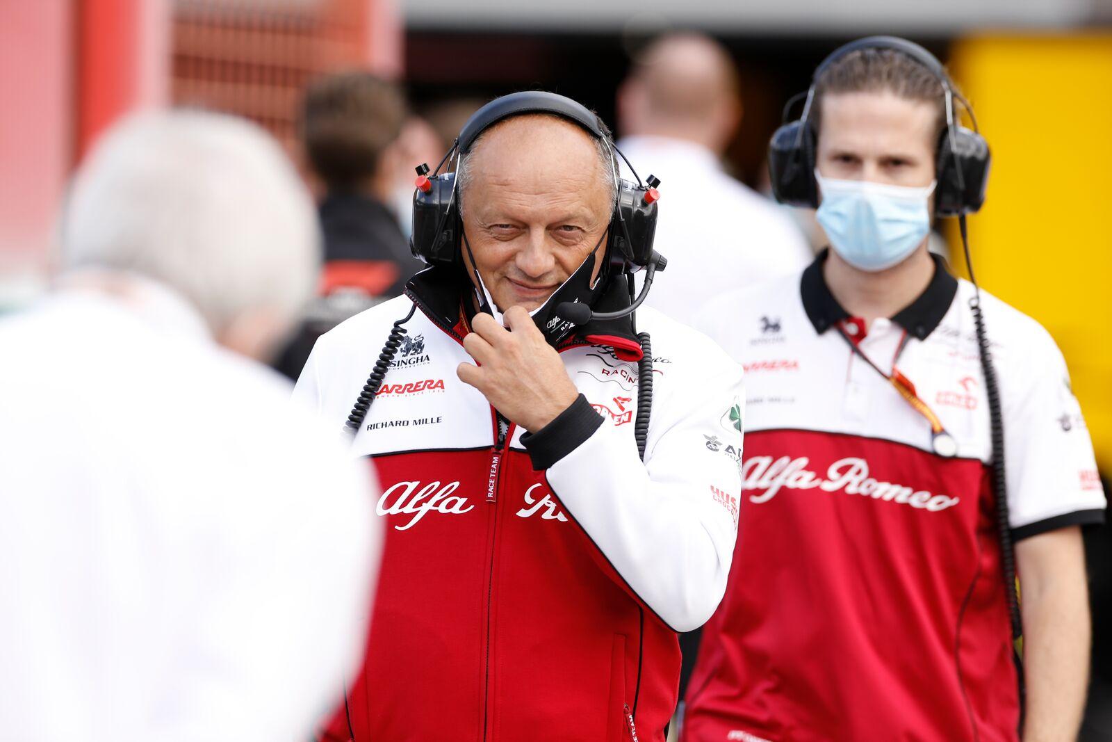 """""""Alfa Romeo"""" dėl pilotų tikisi apsispręsti šį mėnesį"""