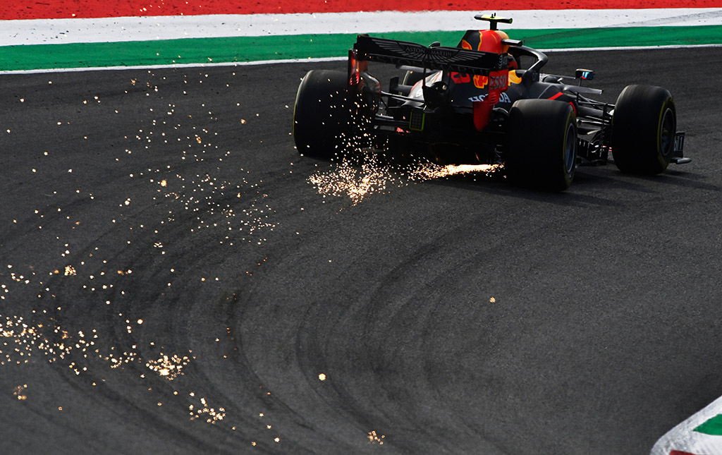 Toskanos GP: lenktynės (tiesiogiai)