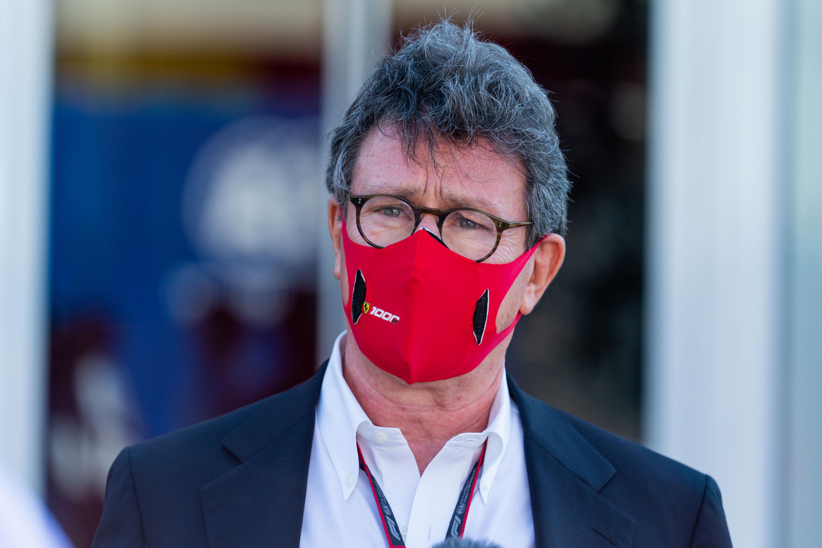 "L. Camilleri: ""Ferrari"" yra užstrigusi skylėje"