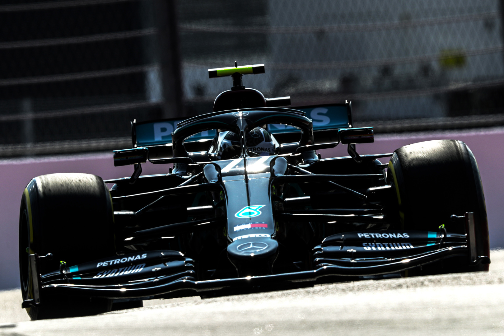 Sočyje vykusiose lenktynėse pergalę iškovojo V. Bottas
