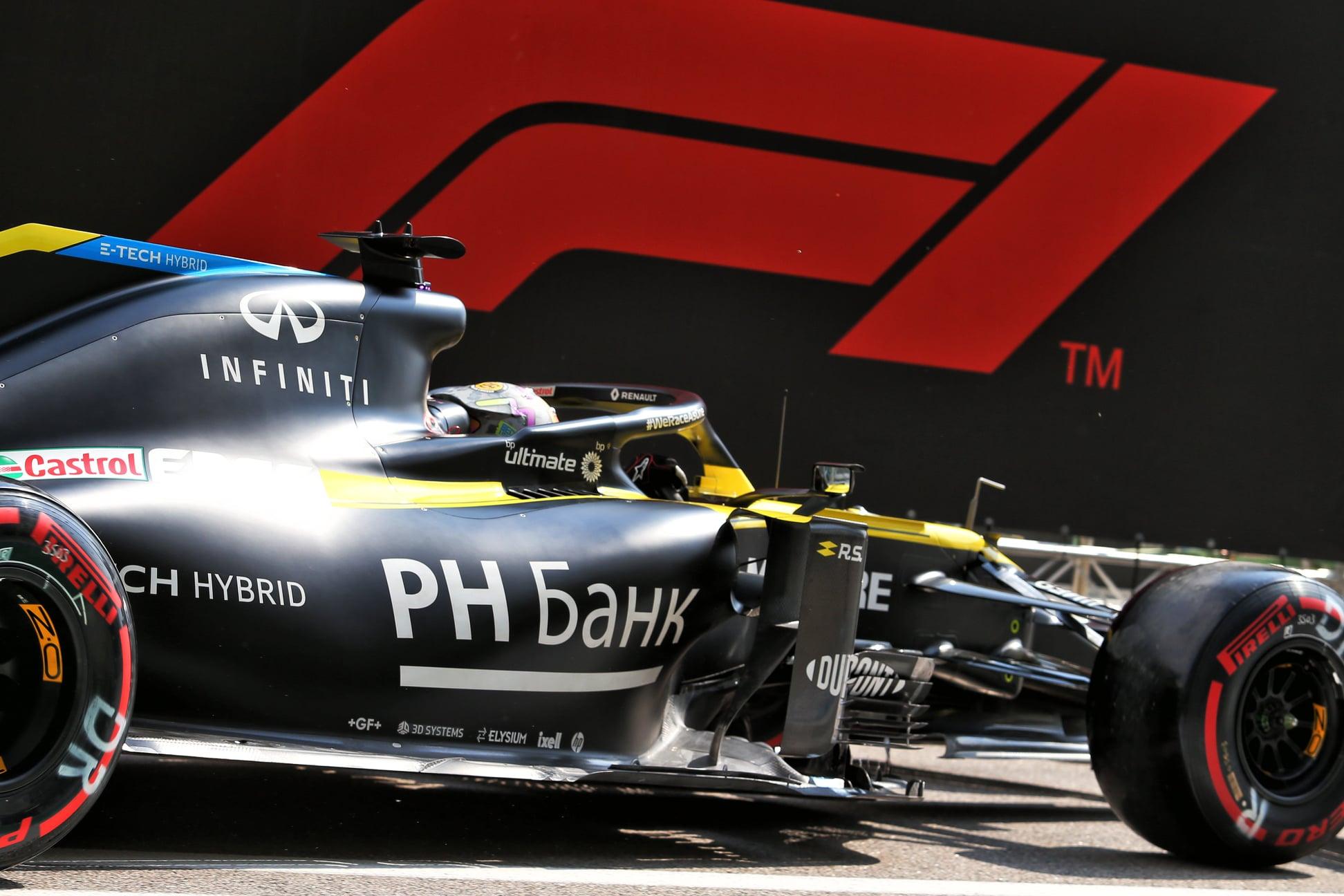 """C. Abiteboulas: rezultatai patvirtina """"Renault"""" pažangą"""