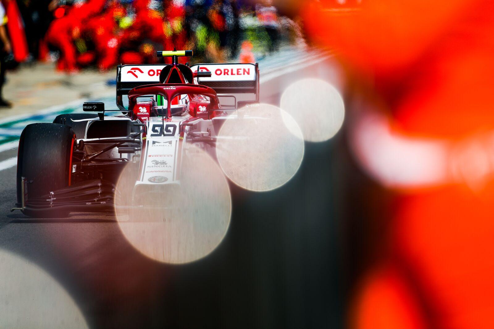 "F. Vasseuras: palikti A. Giovinazzi nutarė ""Ferrari"""