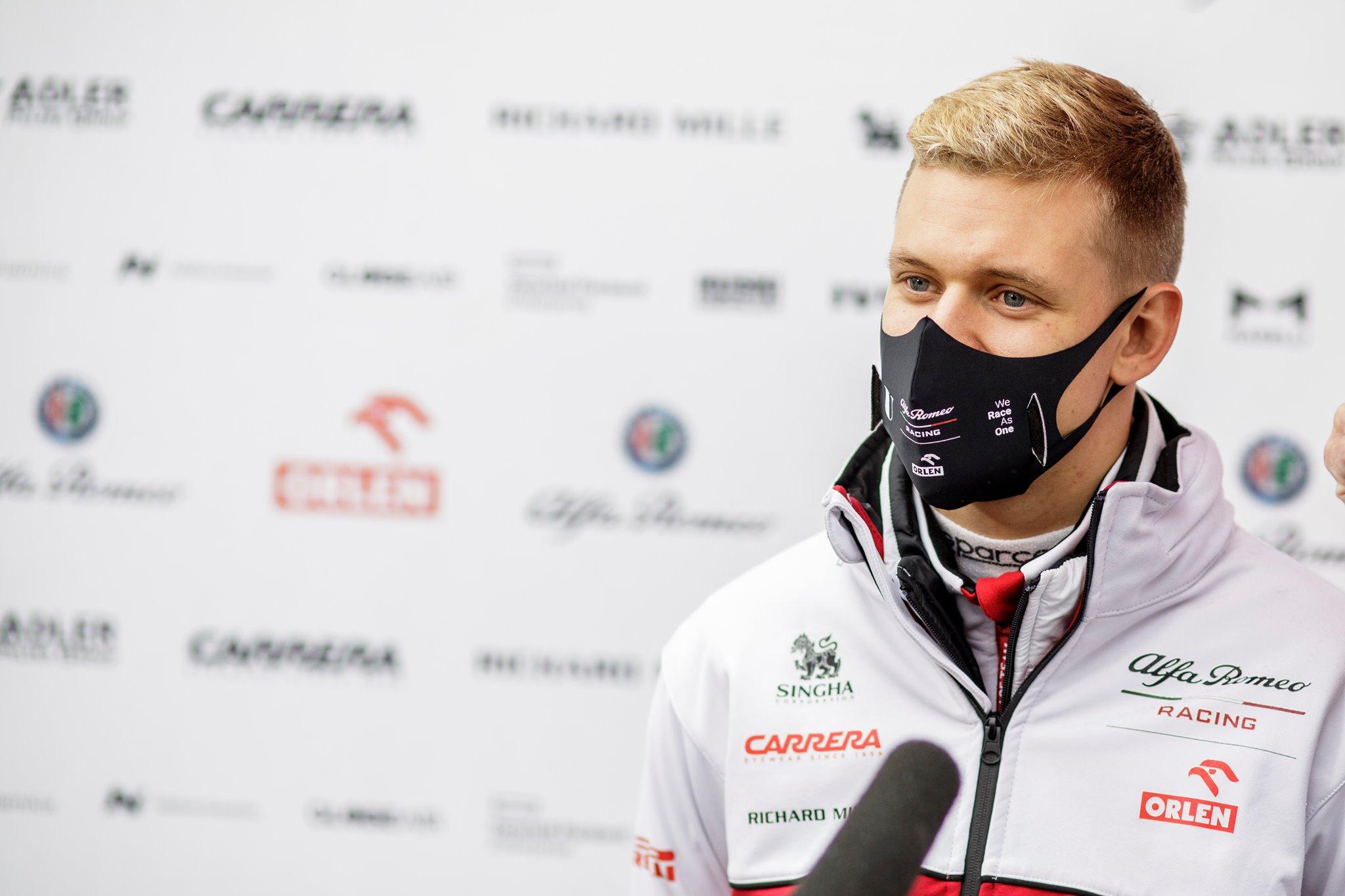 M. Schumacheris: esu tikrai pasiruošęs debiutui F-1