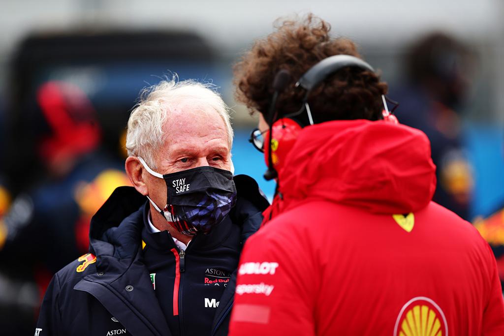 """H. Marko: """"Mercedes"""" bus favoritais keturiuose etapuose iš šešių"""