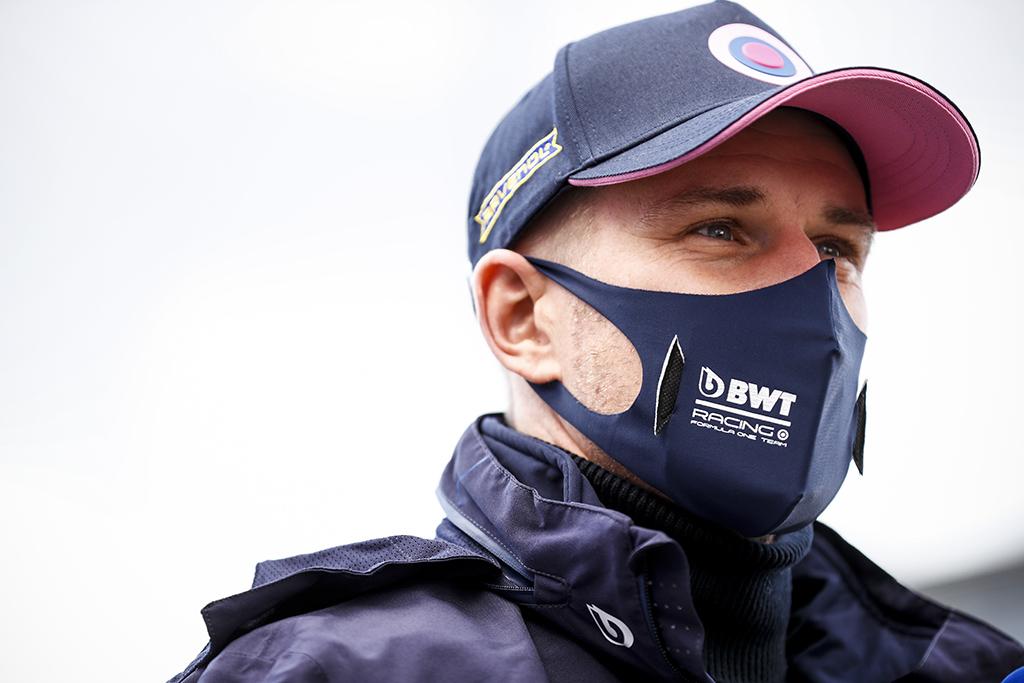 """N. Hulkenbergas: atstovauti kitąmet """"Haas"""" ekipai - nerealu"""