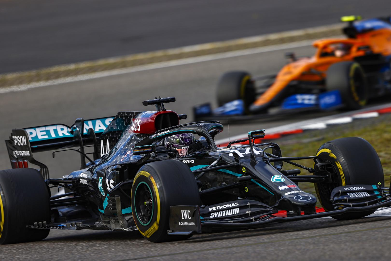 """""""Mercedes"""": DAS Vokietijoje naudojome dažniau nei kituose etapuose"""