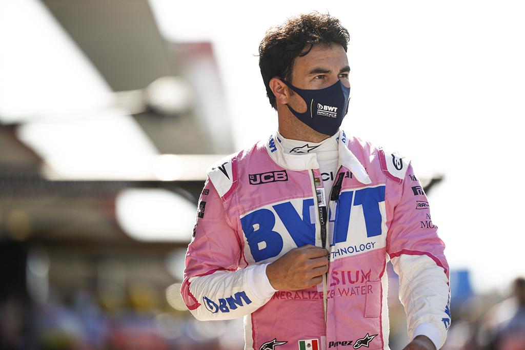 """S. Perezas nenusiteikęs ilgai laukti """"Red Bull"""" sprendimo"""