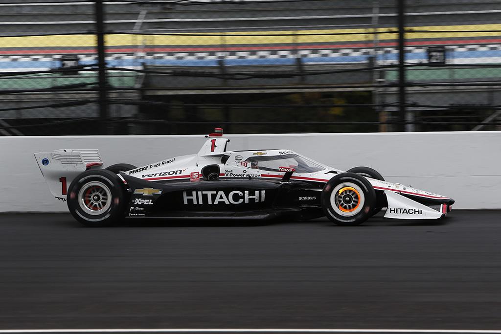 IndyCar. J. Newgardenas nugalėjo finalinėse lenktynėse, S. Dixonas šeštą kartą tapo čempionu