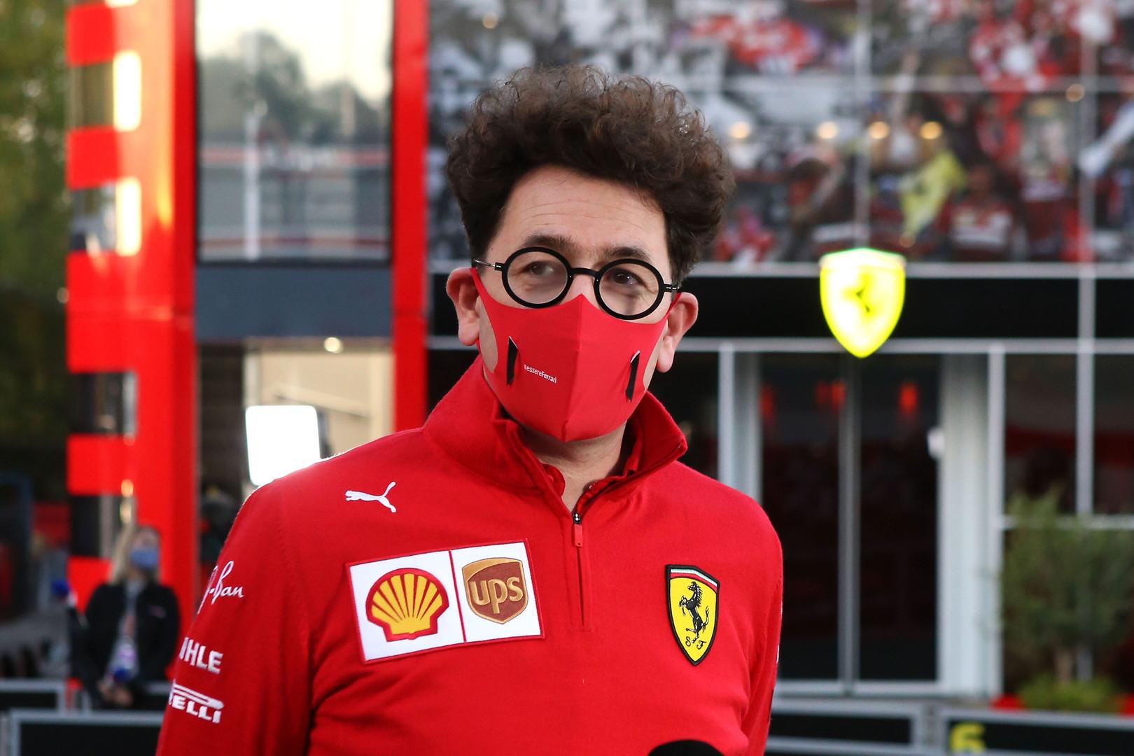 """Ferrari"" keičia nuomonę - pritaria draudimui tobulinti variklius"