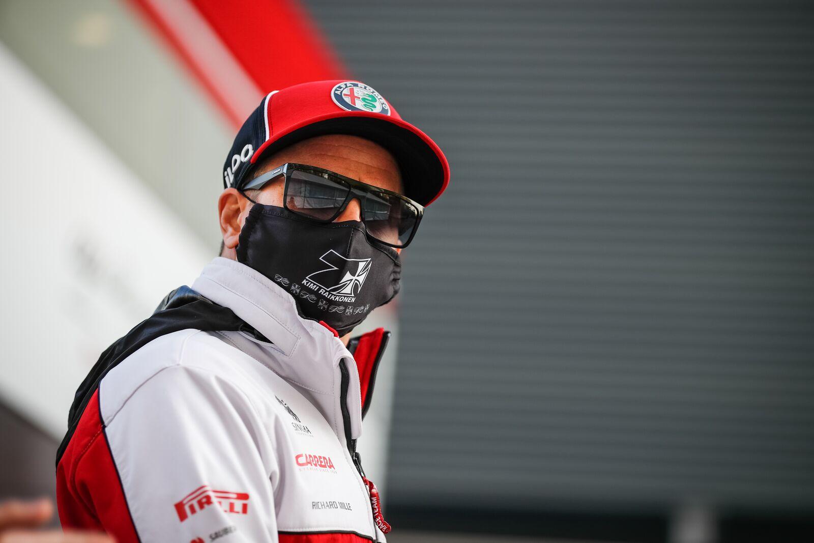 K. Raikkonenas praleis antras lenktynes iš eilės