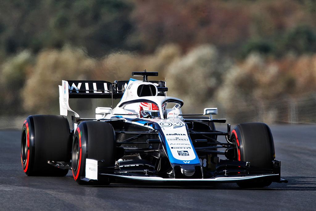 Sakhiro GP: penktadienio treniruotė Nr.1