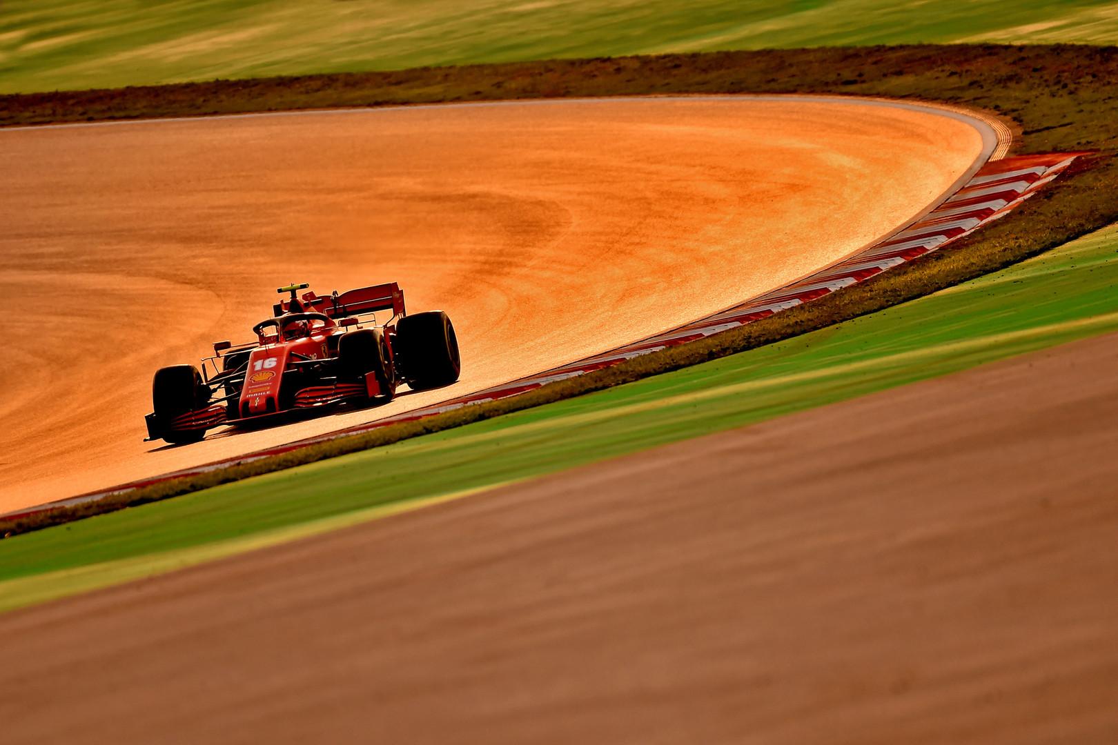 C. Leclercas: esu geresnis lenktynininkas už tą, kuris pradėjo šį sezoną