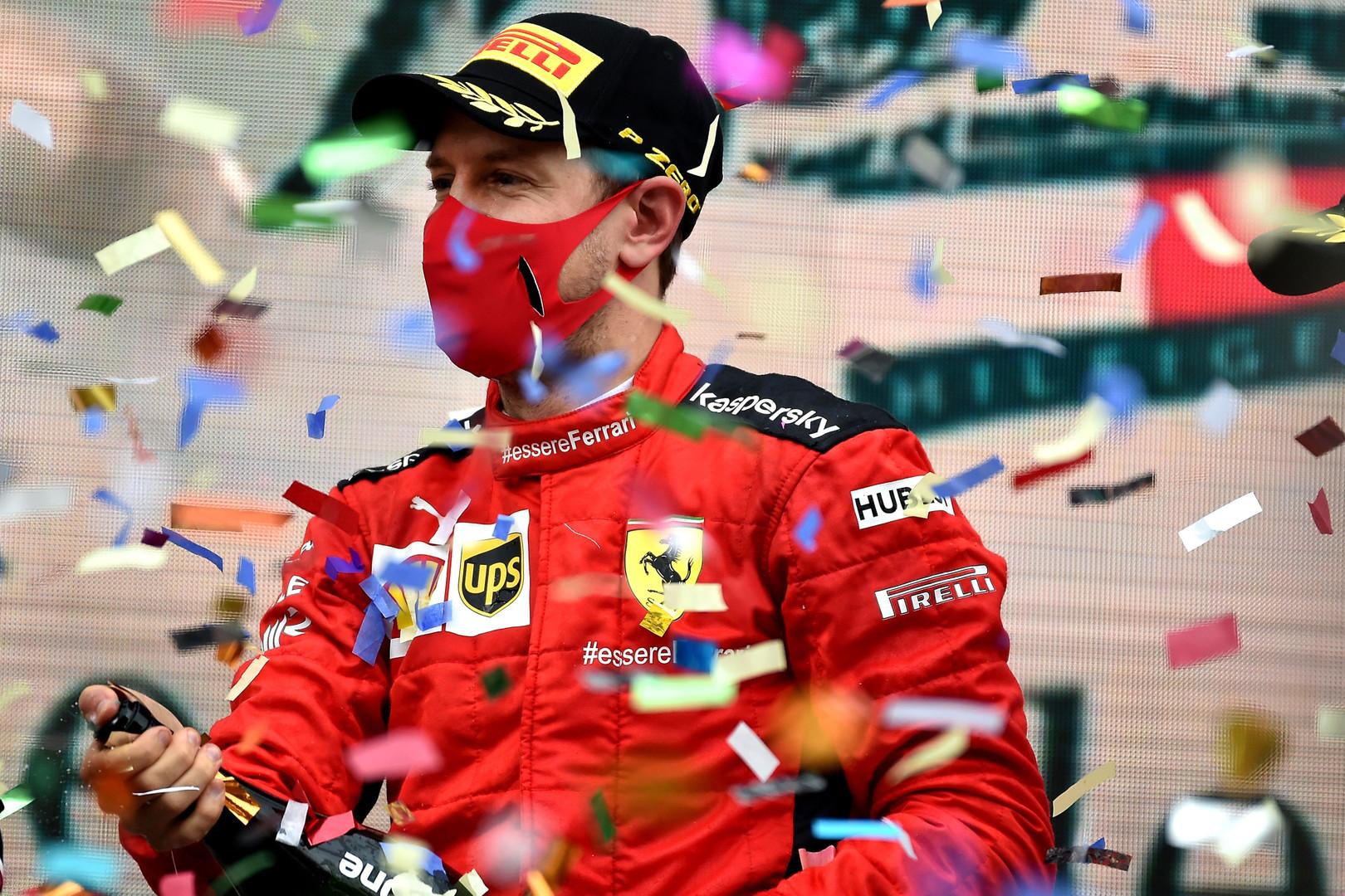 "S. Vettelis: ""Ferrari"" susiduria ne tik su variklio problemomis"