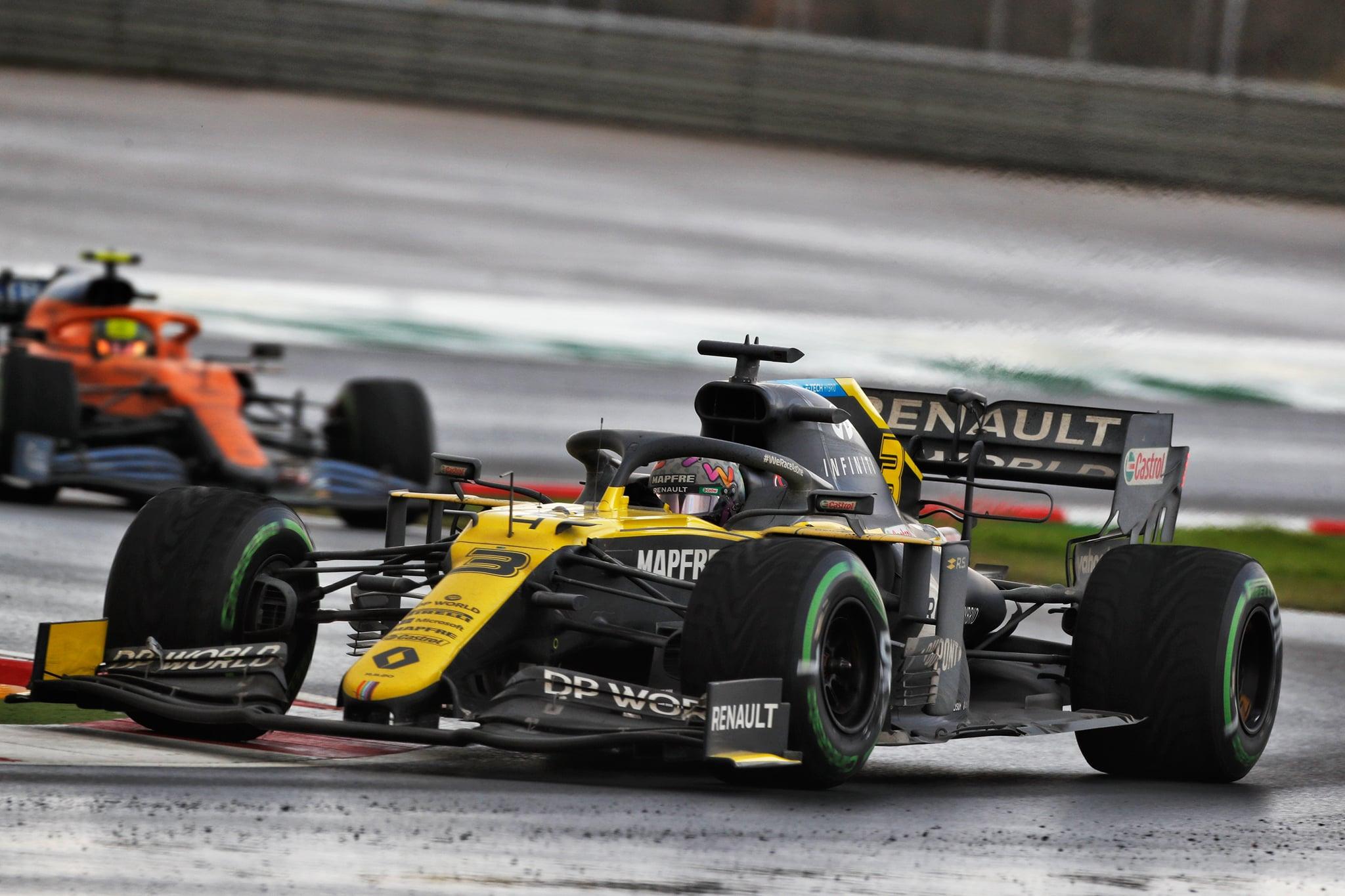 """D. Ricciardo: """"Renault"""" sunkiai iškovotų 3 vietą"""