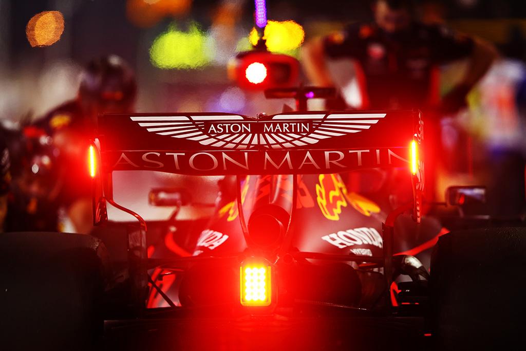 """""""Red Bull"""" neturi rėmėjo, kuris pakeistų """"Aston Martin"""""""