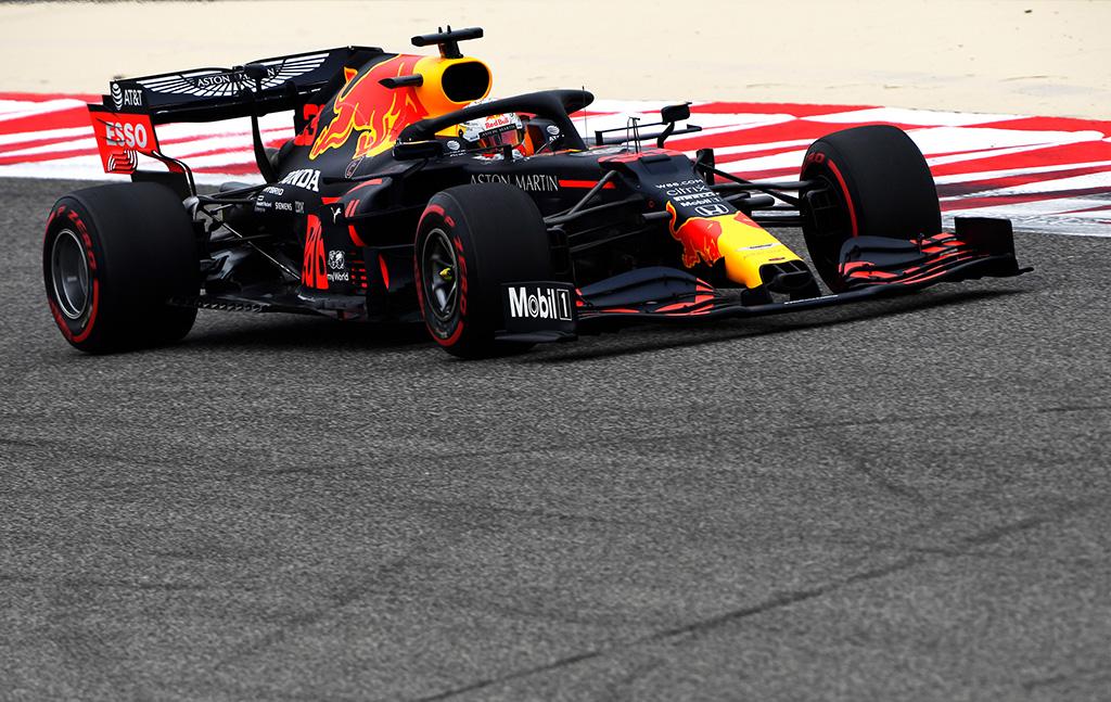 Bahreino GP: šeštadienio treniruotė