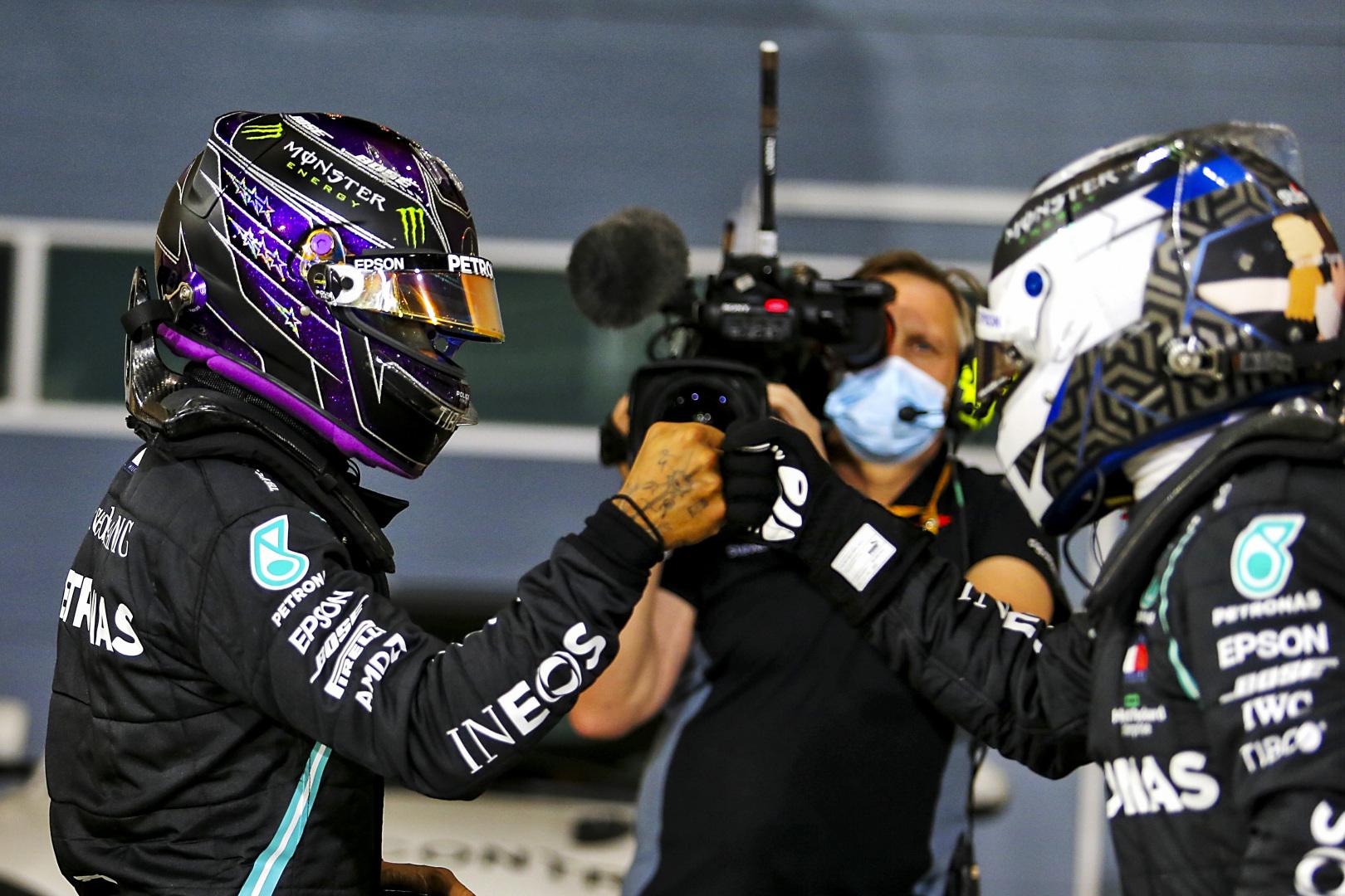 J. Trulli: L. Hamiltonas ir M. Schumacheris niekada neturėjo stipraus komandos draugo
