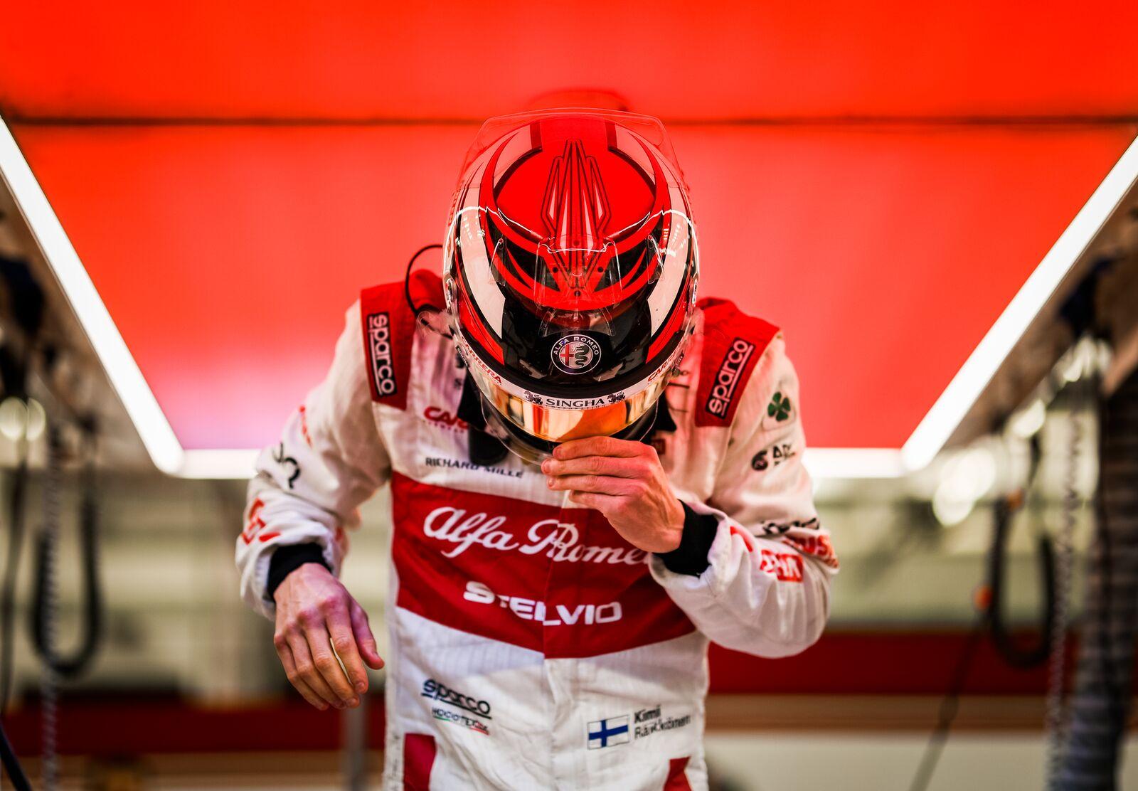 K. Raikkonenas nemato prasmės dalyvauti virtualiose lenktynėse