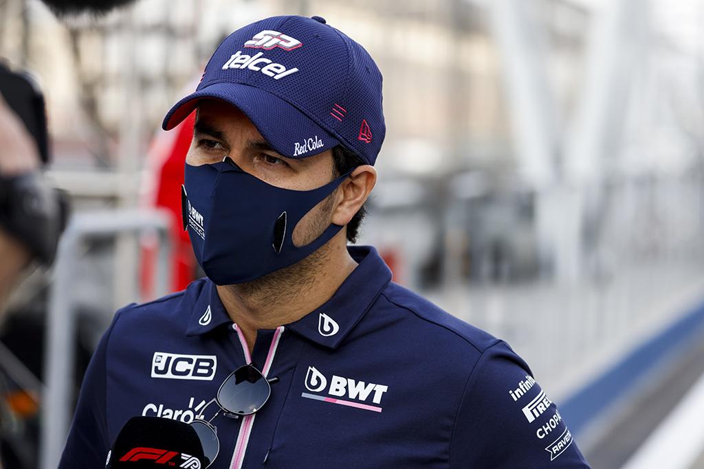 Oficialu: S. Perezas tapo M. Verstappeno komandos draugu