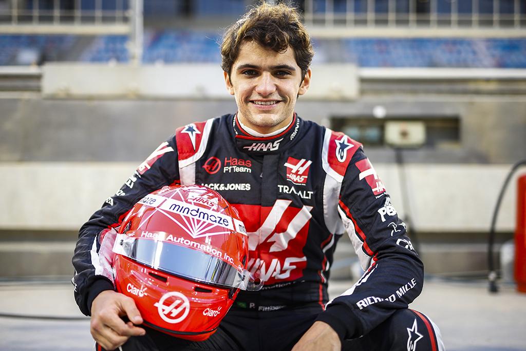 "P. Fittipaldi lieka ""Haas"" komandoje"