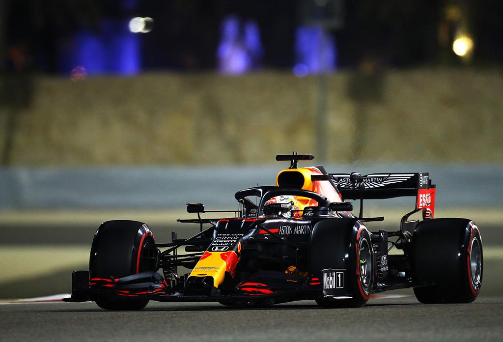 Abu Dabio GP: penktadienio treniruotė Nr. 1