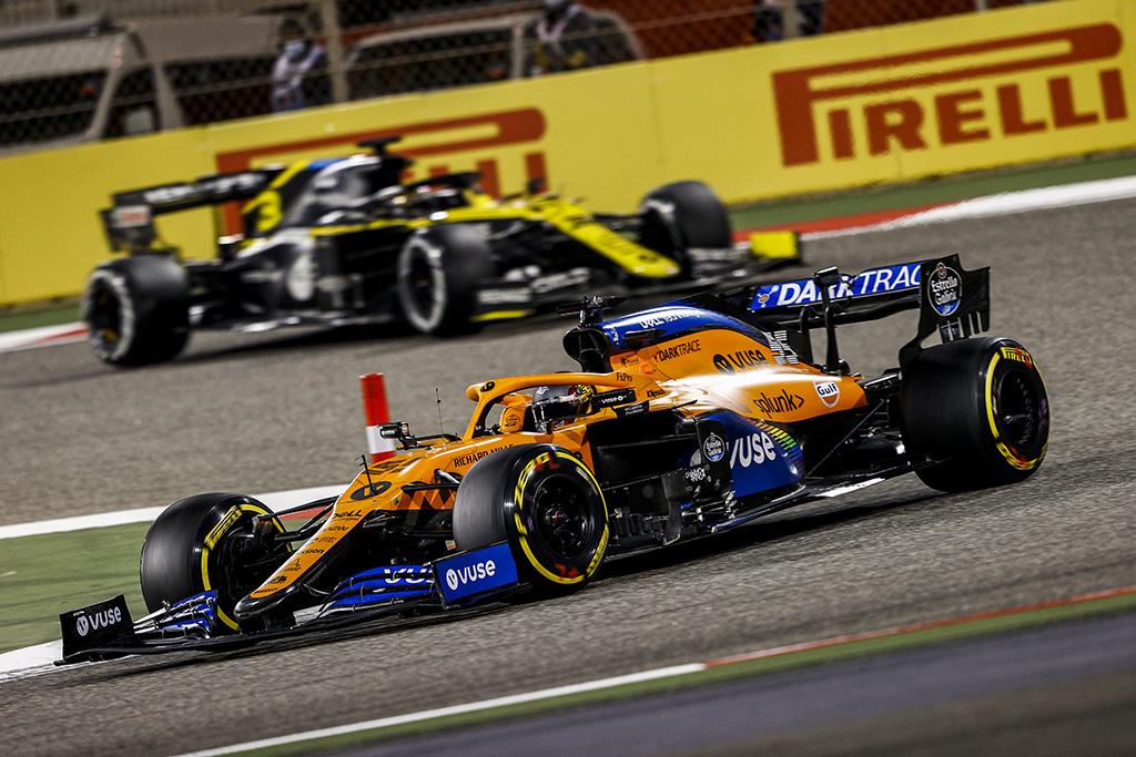 """""""McLaren"""" pardavė dalį akcijų investuotojams iš JAV"""