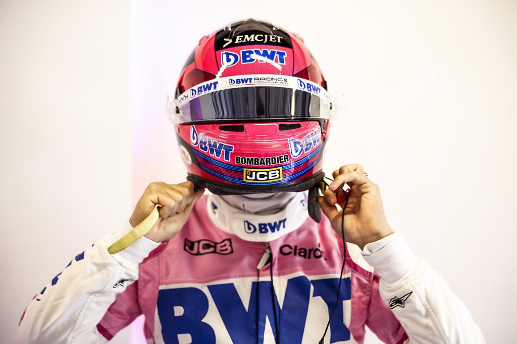 """L. Hamiltonas: """"Red Bull"""" su S. Perezo atėjimu kitą sezoną kels didelę grėsmę"""