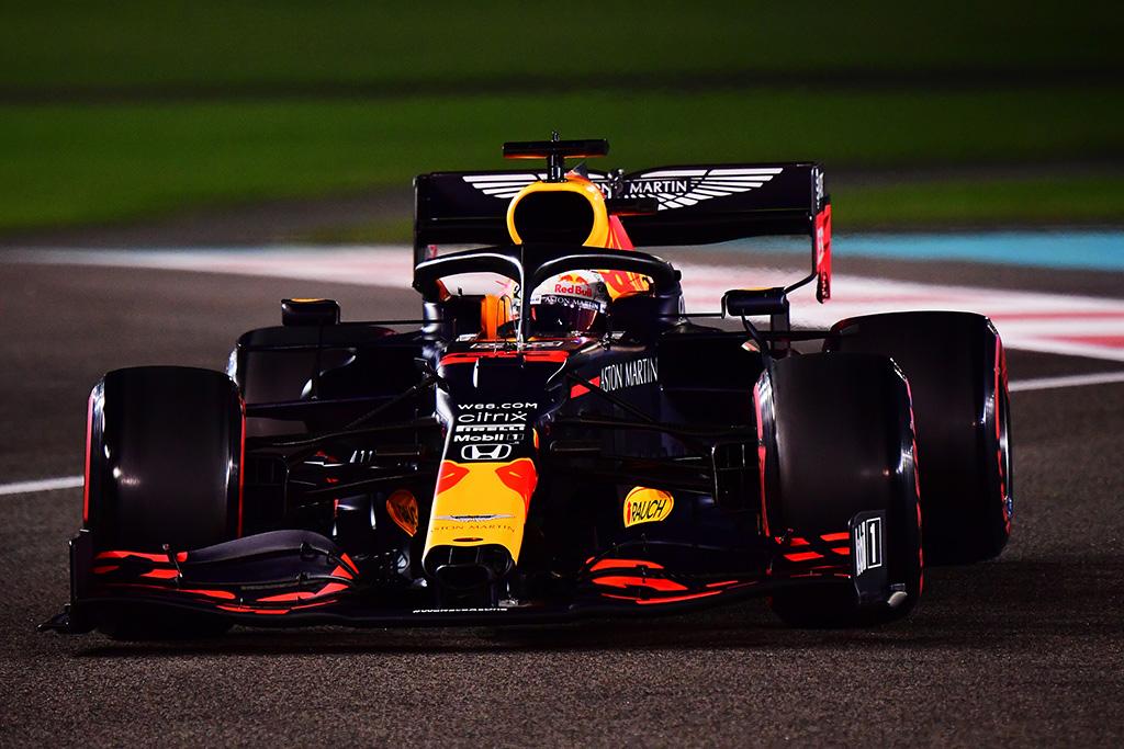 M. Verstappenas: šį savaitgalį viską padarėme gerai