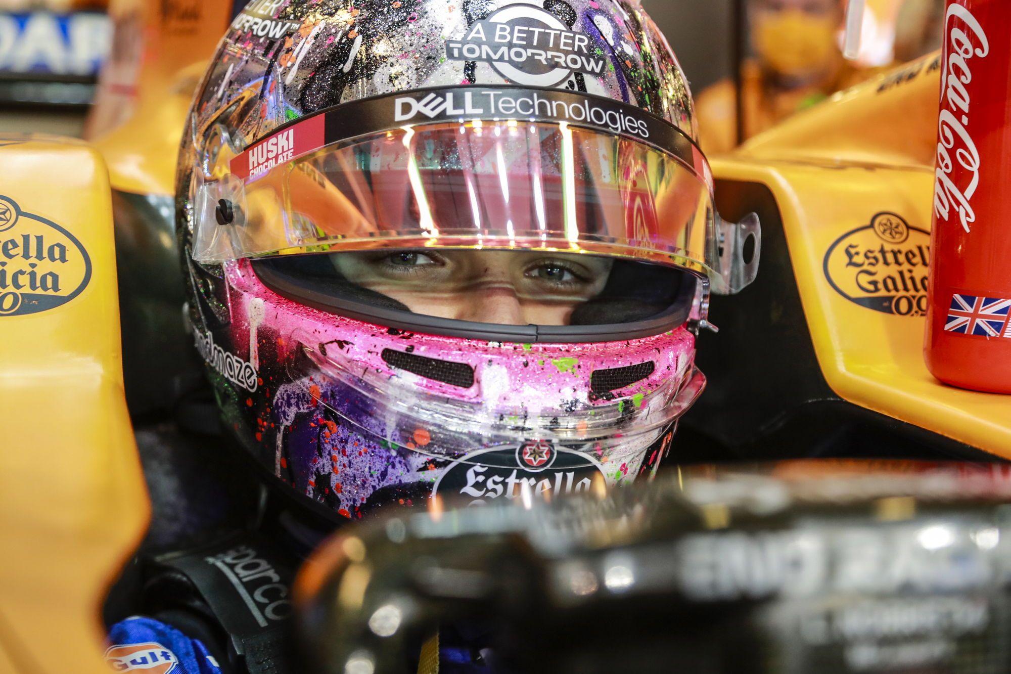 """L. Norrisas: kartais """"Formulė-1"""" būna labai žiauri"""