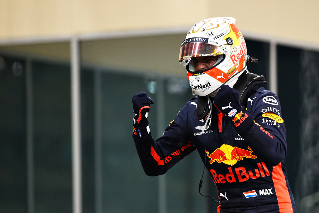 """M. Verstappenas: """"Paprašiau, kad Perezui mažai mokėtų..."""""""
