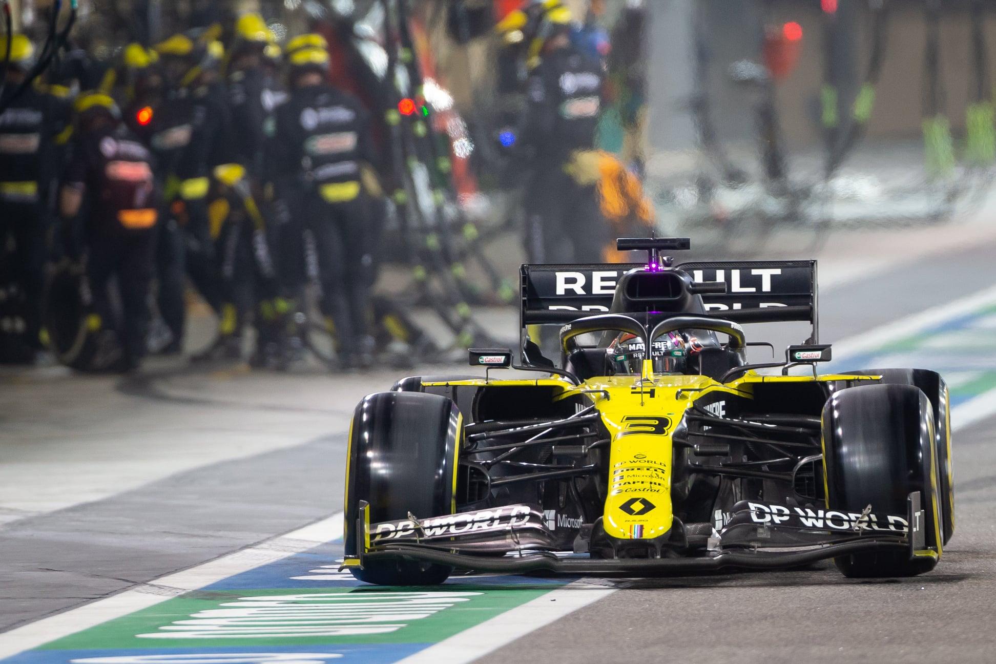 D. Ricciardo: fiksuotas greičiausias lenktynių ratas - puikus būdas atsisveikinti su komanda