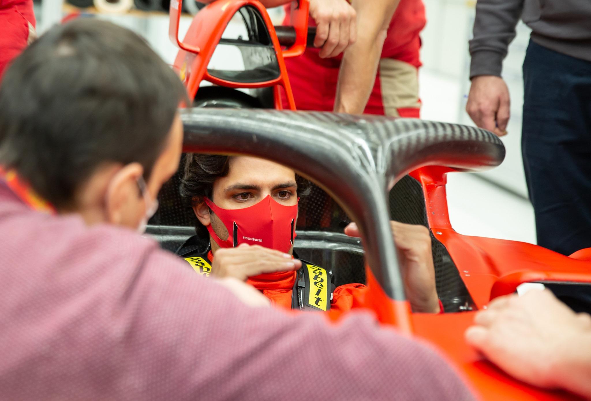 """""""Ferrari"""" bandymuose dalyvaus septyni sportininkai"""