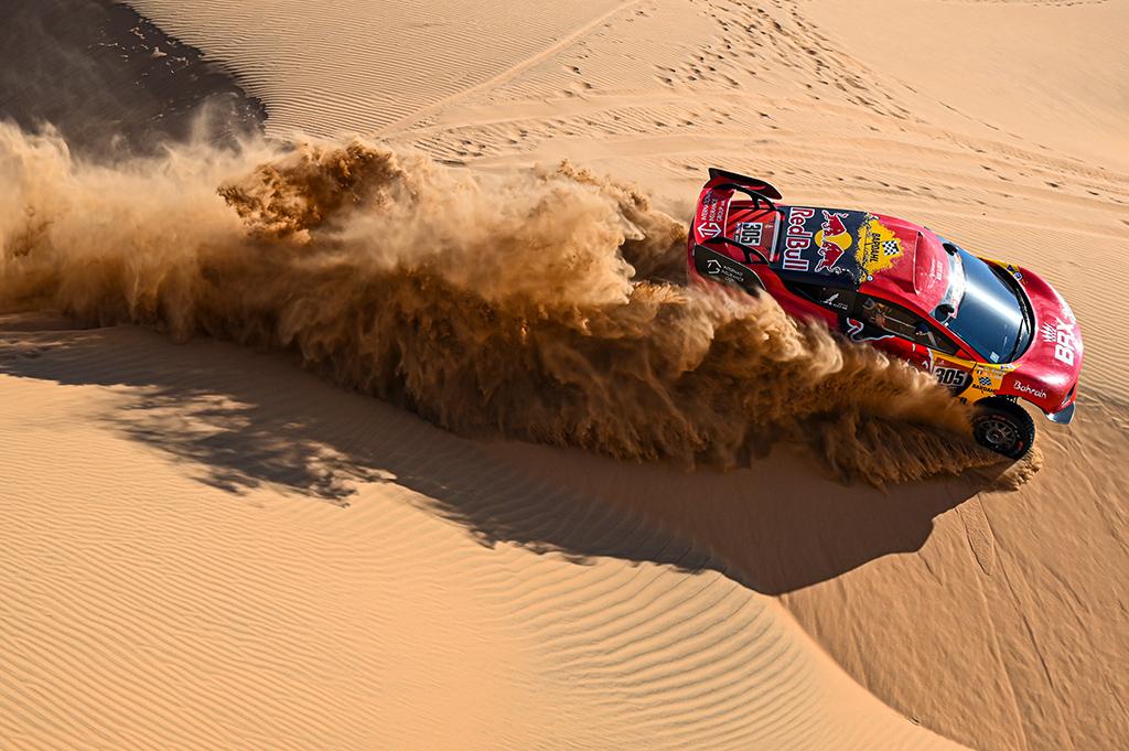 Dakaras. S. Loebas: tai šturmanų, ne lenktynininkų ralis
