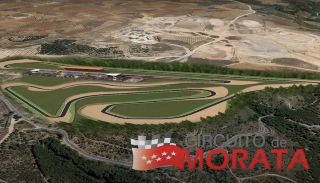 Prie Madrido bus pastatyta nauja F-1 trasa