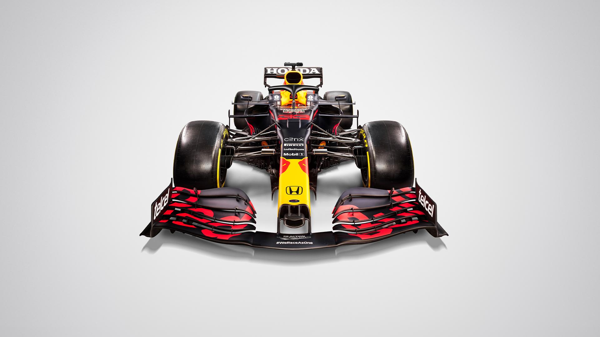 """Red Bull"" pristatė naująjį RB16B automobilį"