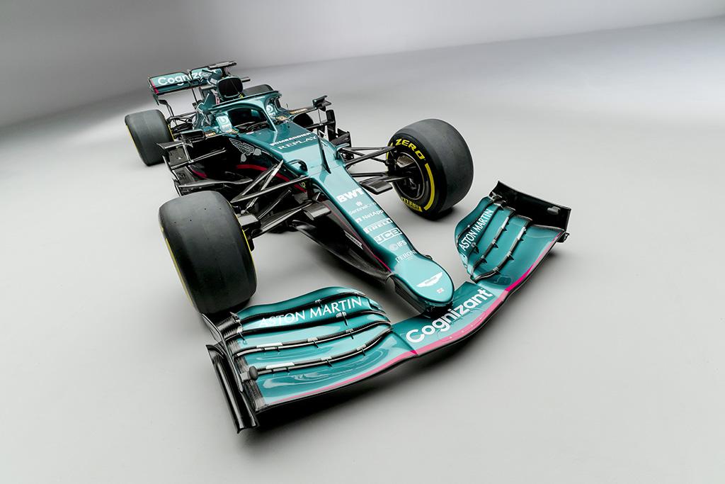 """""""Aston Martin"""" tikslas - per penkerius metus stoti į kovą dėl čempionės titulo"""