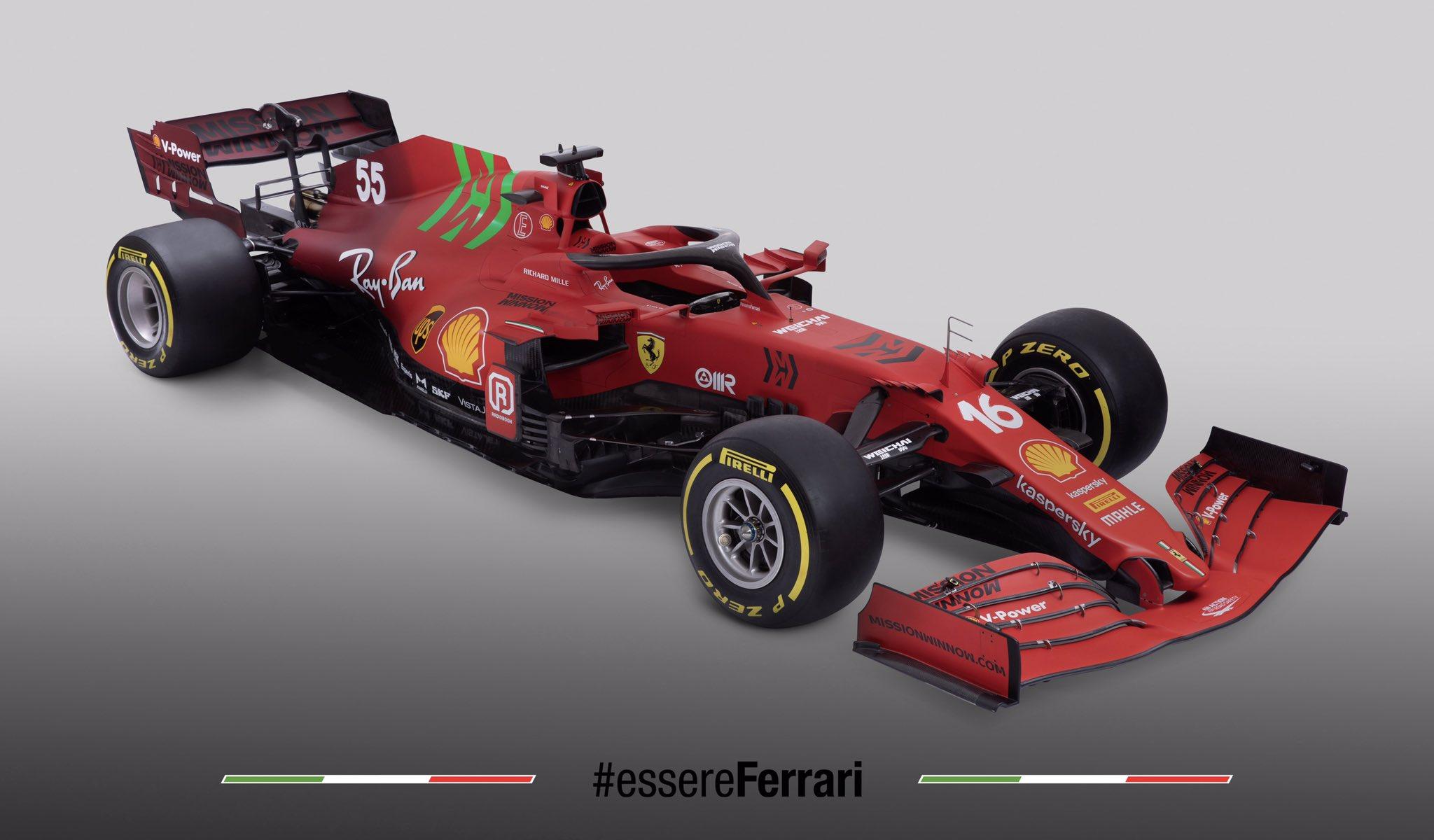 """""""Ferrari"""" papasakojo daugiau apie naują variklį"""