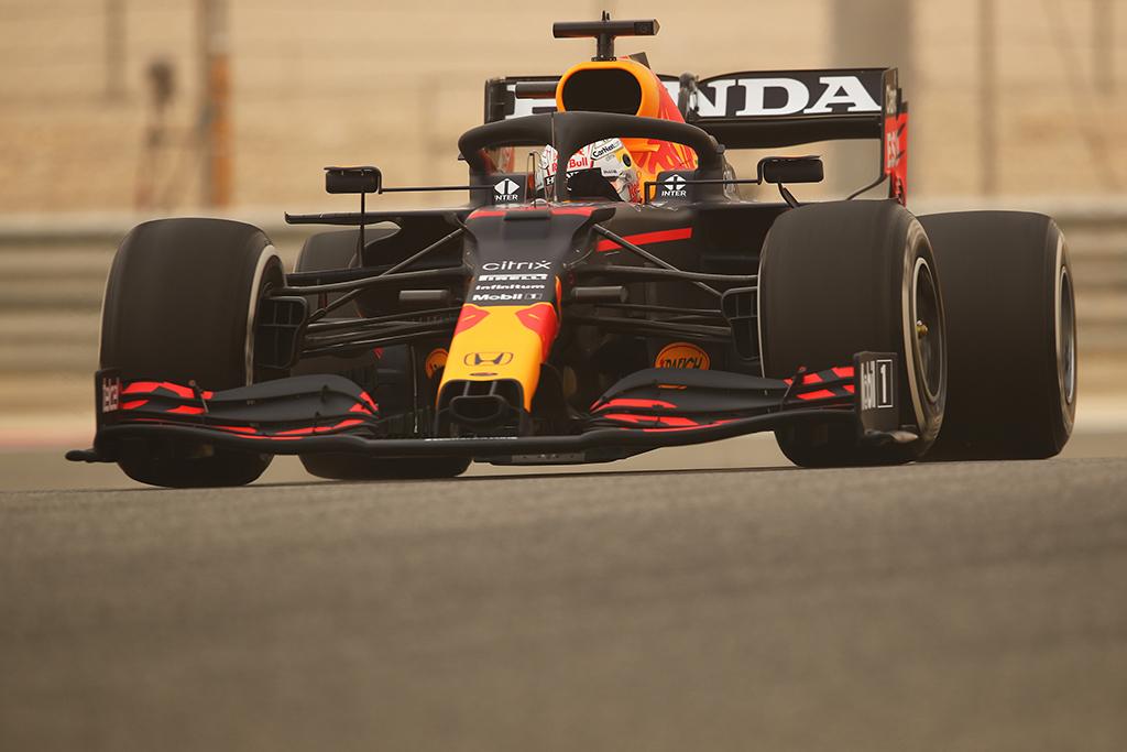 """M. Verstappenas nesureikšmina """"Red Bull"""" tempo"""