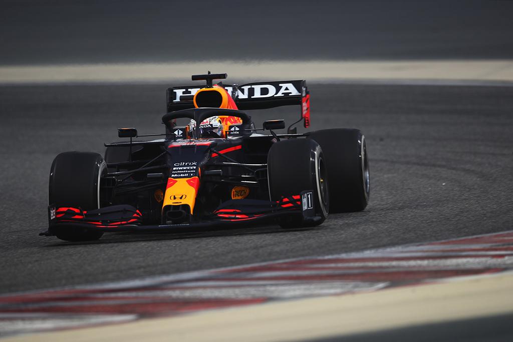 M. Verstappenas: sprinto lenktynės - bandymas uždirbti daugiau pinigų