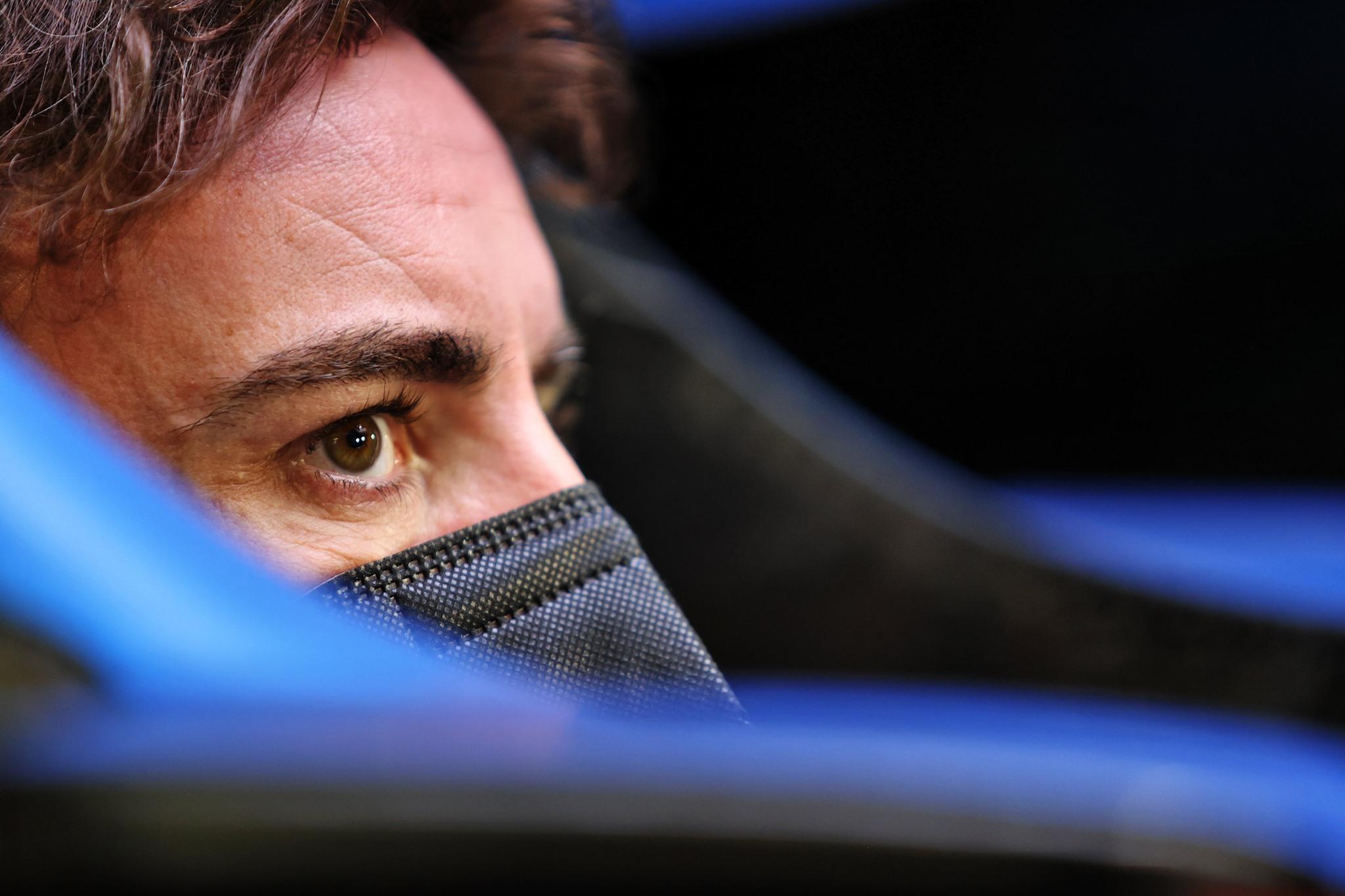 F.Alonso pripažino, kad grįžus į F-1 kyla sunkumų