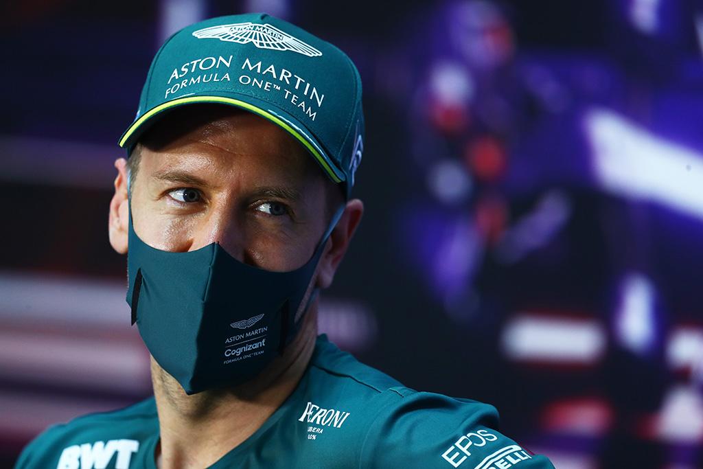 S. Vettelis: labai gera bolide praleisti valandą, o ne kelias minutes