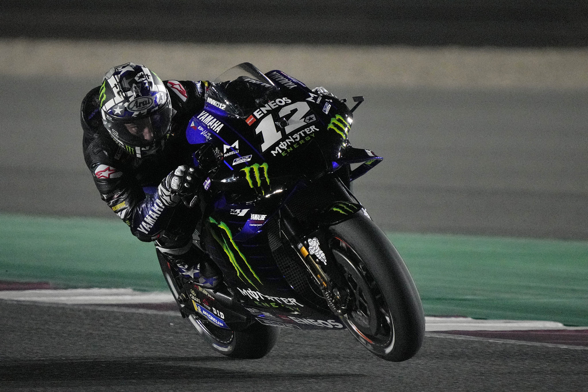 MotoGP. M. Vinalesas 2021 m. sezoną pradėjo pergale