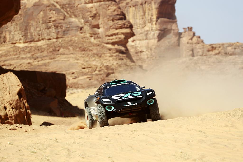 Extreme E. Saudo Arabijoje paaiškėjo finalinių lenktynių dalyviai