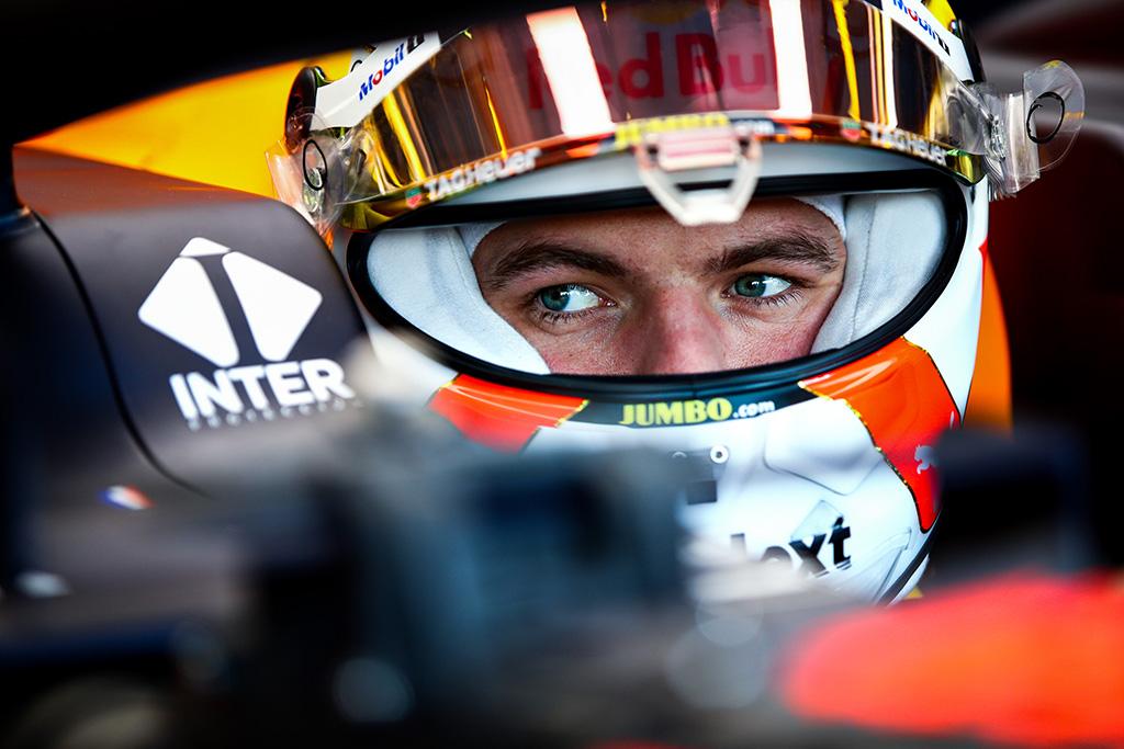 M. Verstappenas: paskutinis ratas buvo gana prastas