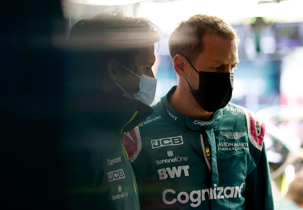 S. Vettelis: lenktyniauti kartingais tapo labai brangu