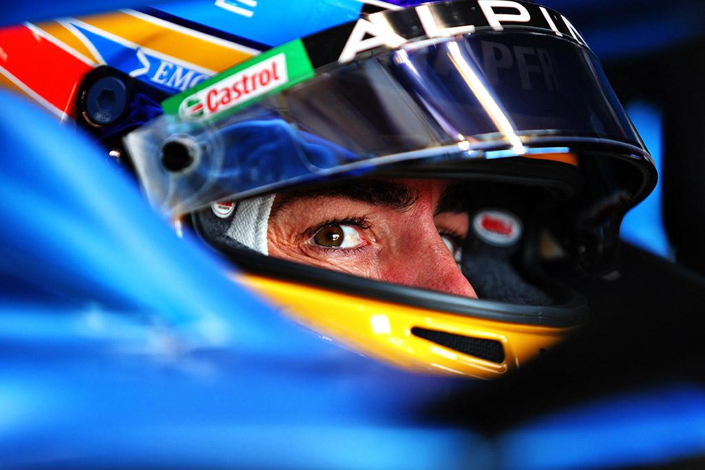 F. Alonso: F-1 apsėsta noru pagerinti šou
