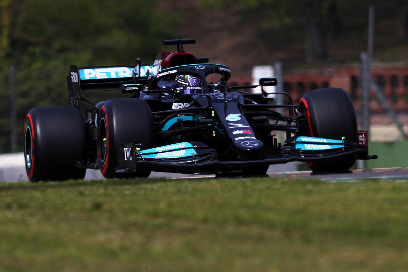 Portugalijos GP: penktadienio treniruotė Nr. 2