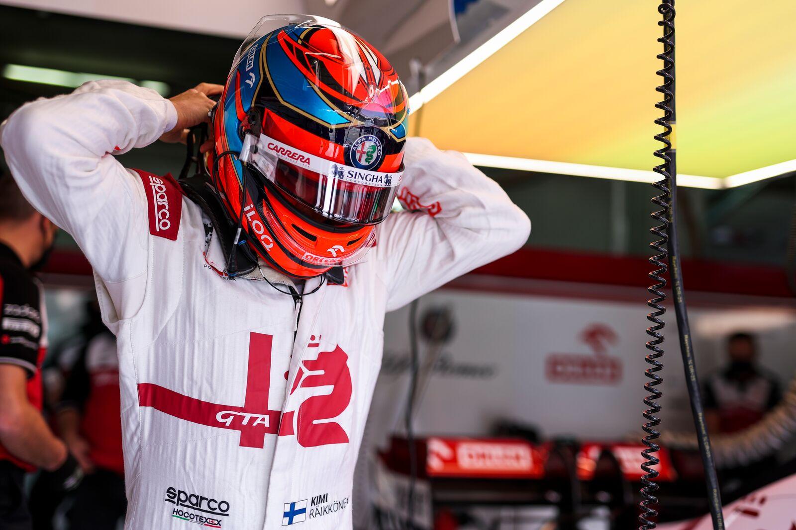 Nubaudus K. Raikkoneną, F. Alonso iškovojo pirmąjį tašką