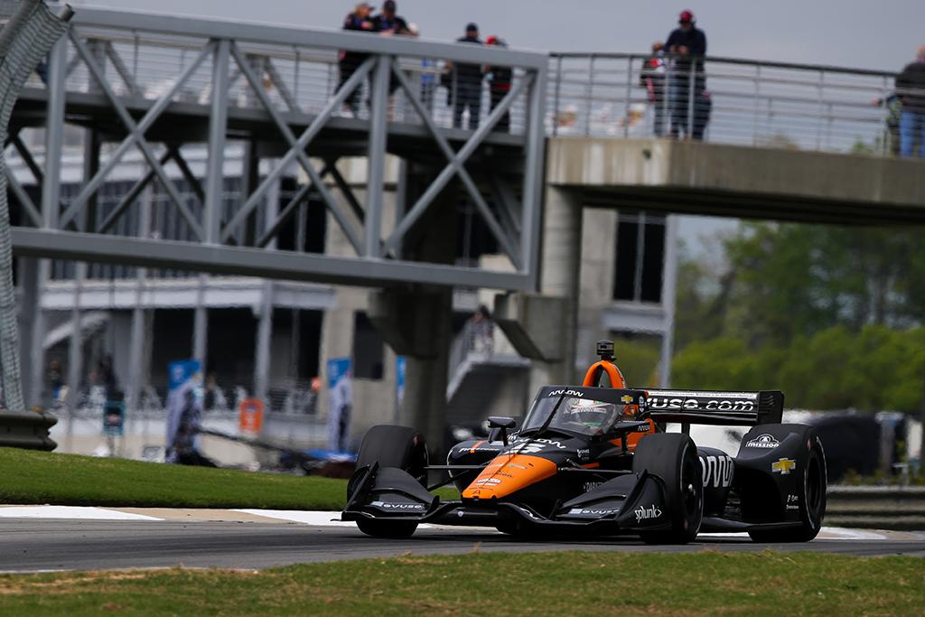 """IndyCar. Pirmas sezono lenktynes iš """"pole"""" pradės P. O'Wardas"""